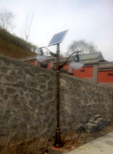 七台河太阳能庭院灯