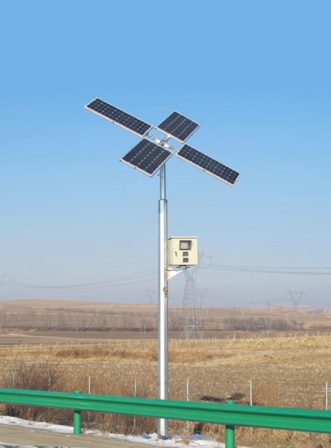 七台河高速公路太阳能监控抓拍