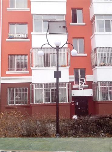 七台河5米庭院灯